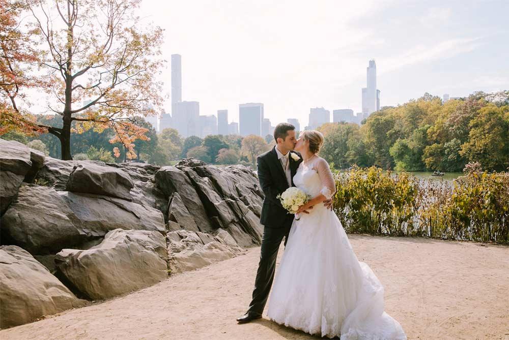 Tout ce qu'il faut savoir pour un mariage à New York !