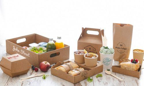Quel emballage alimentaire choisir pour le conditionnement des repas à emporter ?