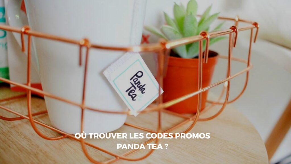 codes promos panda tea