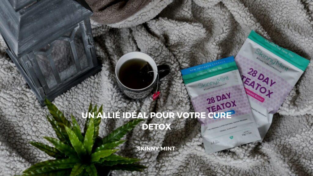 cure teatox