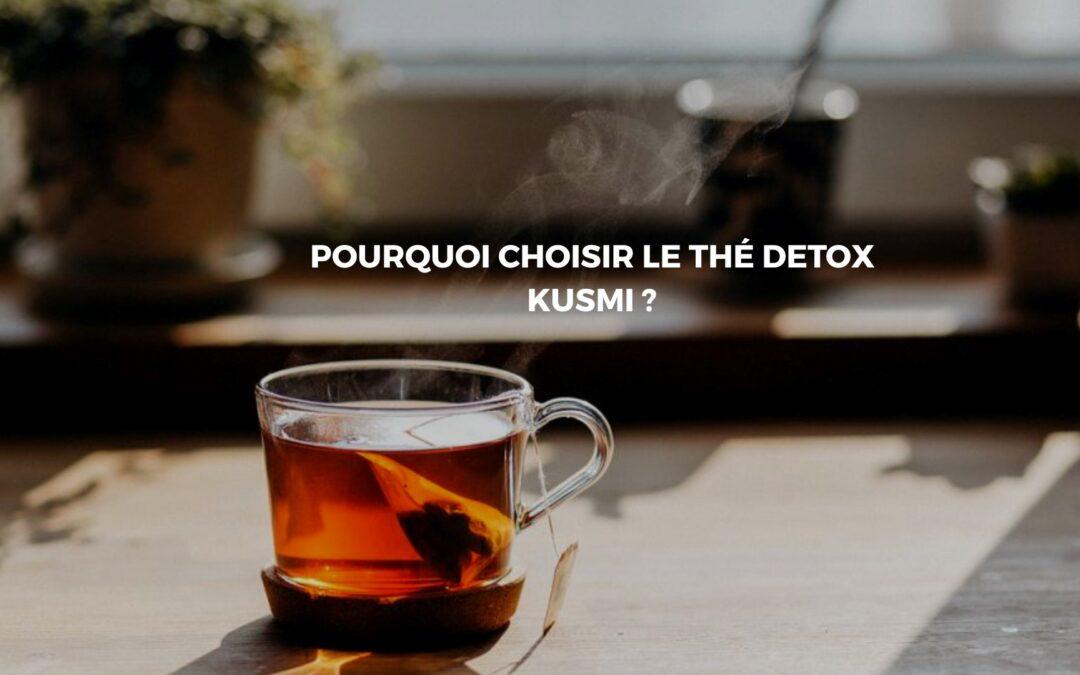Boire du thé Kusmi pour profiter de ses vertus bénéfiques