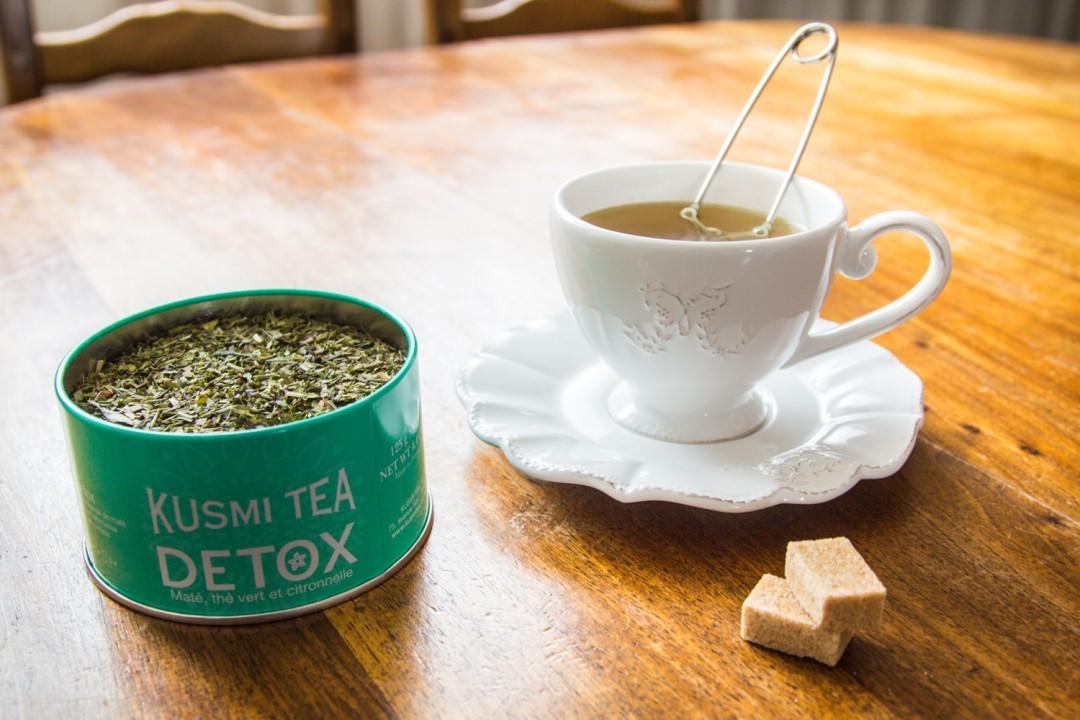 preparation kusmi tea detox