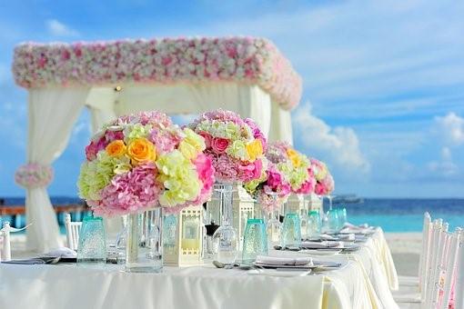 fleur deco mariage