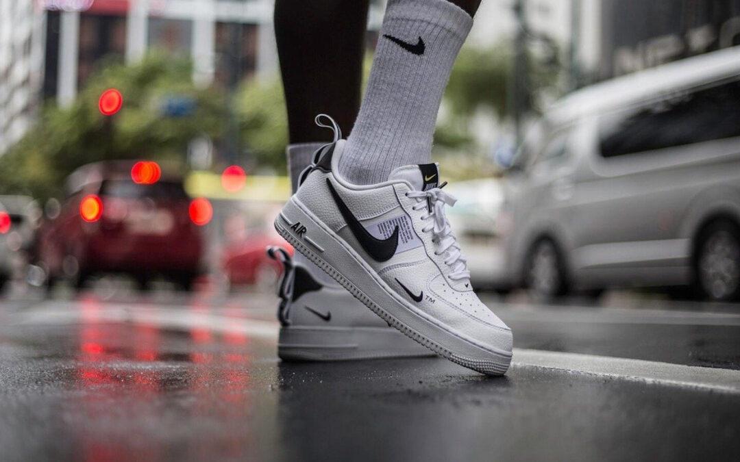 Les atouts des sneakers Air Force 1