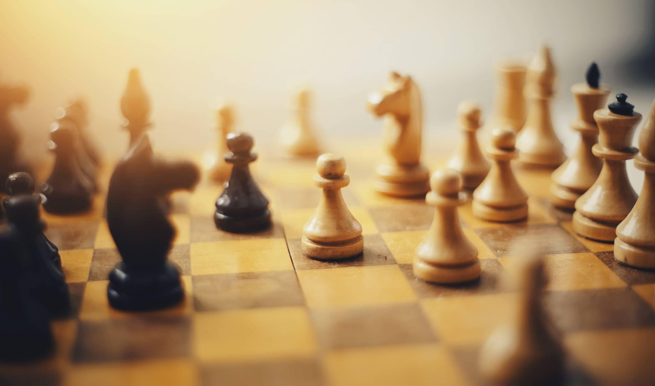 apprendre échecs
