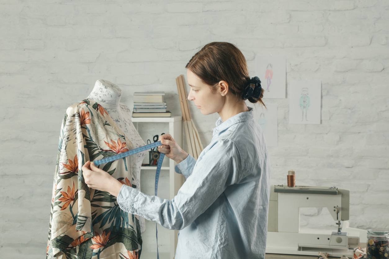 confectionner ses vêtements avec du tissu bio DIY