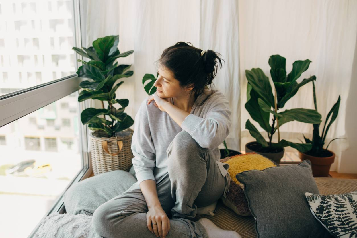 Tenue d'intérieur pyjama